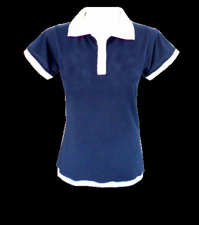 87883d1ed0 Descrição. Camisa Polo Feminina